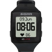 SIGMA SPORT ID.Life Armband apparaat zwart 2018 Hartslagmeters