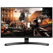 "Monitor Gaming IPS LED LG 27"" 27UD68P-B, Ultra HD (3840 x 2160), HDMI, DisplayPort, 5 ms (Negru) + Bitdefender Antivirus Plus 2017, 1 PC, 1 an, Licenta noua, Scratch Card"