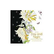 Day and Night: An Anti-Stress Colouring Book