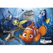 Clementoni - Puzzle Nemo de 104 piezas