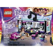 LEGO Friends 41103 Pop Star Recording Studio Building Kit by LEGO