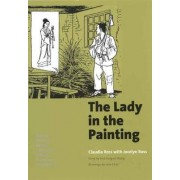 The Lady in the Painting by Claudia Ross