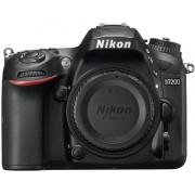 Aparat Foto D-SLR NIKON D7200, Body, Filmare Full HD, 24.2MP, Wi-Fi (Negru)