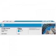Тонер касета за HP 126A Cyan LaserJet Print Cartridge - CE311A