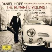 Daniel Hope, Royal Stockholm Philharmonic Orchestra, Sakari Oramo - The Romantic Violinist: A Celebration of Joseph Joachim (0028947793014) (1 CD)