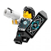 LEGO Agent Jack Fury Ultra Agents Minifigure