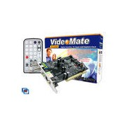 TV Tuner Compro PCI, DVB-S, MPEG 1-2-4, Philips 9 bits, PIP/POP, Timeshifting, Picture Purifying, S300