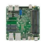 Intel Next Unit of Computing Board D34010WYB - Carte-mère - UCFF - Intel Core i3 4010U - QS77 - USB 3.0 - Gigabit LAN - carte graphique embarquée - audio HD (8 canaux)
