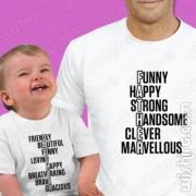 T-shirts Father Daughter - Bebé