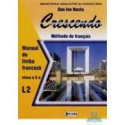 Franceza cls 10 l2 crescendo - Dan Ion Nasta