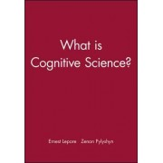 What is Cognitive Science? by Ernest Lepore