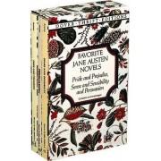 Favorite Jane Austen Novels by Jane Austen