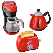 Play Go My Coffee Maker/My Toaster/Tea Time Kettle Chef Kitchen Collection