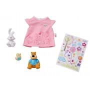 Zapf BABY born® Sticker-Shirt und Tierfiguren