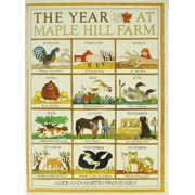 Year at Maple Hill Farm by Alice Provensen