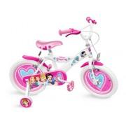 Bicicleta copii Disney Princess 16``