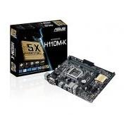 TARJETA MADRE ASUS H110M-K M- ATX 2-DDR4 VGA/DVI-D, 4-SATA III, A