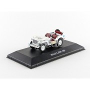 Greenlight Collectibles - 1/43 - Jeep - Willys United Nations - 86308-Greenlight Collectibles