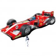 Balon folie figurina Formula 1 - 90x40cm, Amscan 27477