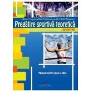 Pregatire sportiva teoretica cls 12 - Adrian Dragnea