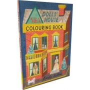 The Dolls' House Colouring Book by Emily Sutton