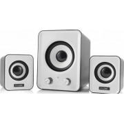 Boxe Audio Logic LS-20 2.1 White