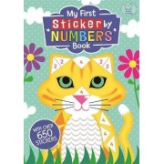 My First Sticker by Numbers Book by Alice Griffiths
