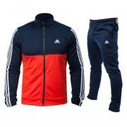 Мъжки спортен екип ADIDAS BACK2BAS 3S TS - BK4090