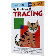 My First Book of Tracing (Kumon's Practice Book Series) by Marlon
