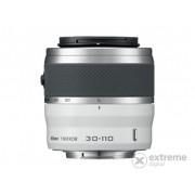Obiectiv Nikon 1 Nikkor 30-110/F3.8-5.6 VR, alb