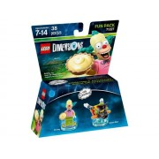 71227 The Simpsons Krusty and Clown Bike