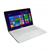 Asus X751LN-TY042H Windows 8 i3 6Go 1000Go GT840M Webcam 17.3 Blanc Ordinateur Portable PC Core i3 1.9 GHz HDD 1000 Go RAM 6 Go Reconditionné à neuf