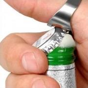 Bottle Opener Ring Kapsylöppnare