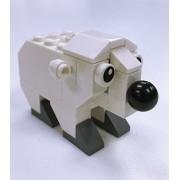 Constructibles Polar Bear Lego Parts & Instructions Kit 40208