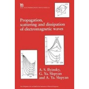 Propagation, Scattering and Diffraction of Electromagnetic Waves by Anatoly S. Ilyinsky
