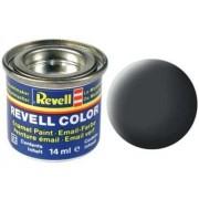 Revell 32177 RAL 7012 - Bote de pintura (14 ml), color gris oscuro mate