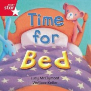 Rigby Star Independent Red Reader 3: Time for Bed