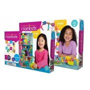 Maven Gifts: Roominate Townhouse Building Kit With Amusement Park Build Stem Skills For Girls Ages 6 And Up!