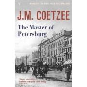 Master of Petersburg by J. M. Coetzee