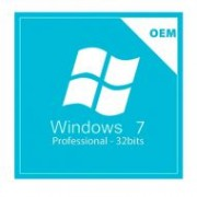 Windows 7 Professional 32bits Português OEM FQC-08286