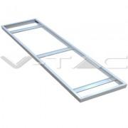 Caixa para montagem exterior para painel LED 1200x600mm