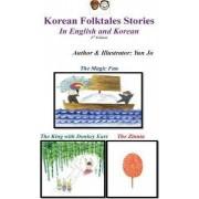 Korean Folktale Stories by Yun Jo