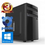 Ordenador Pc Phoenix Home Intel Pentium Dual Core, 4gb DDR4, 1 Tb, Rw, Micro Atx, Windows 10, Panda OEM