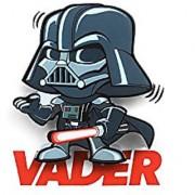 3d Deco Light Star Wars Darth Vader Disney by 3D light FX