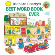 Richard Scarry's Best Word Book Ever, Hardcover