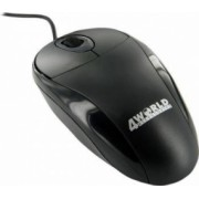 Mouse 4World BASIC2 800dpi USB Negru
