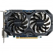 Placa video Gigabyte nVidia GeForce GTX 750 Ti OC WindForce 2X 2GB DDR5 128bit