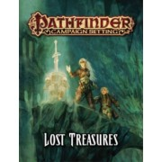 Pathfinder Campaign Setting: Lost Treasures by Christina Stiles