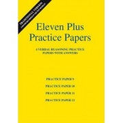 Eleven Plus Verbal Reasoning Practice Papers 9 to 12 by AFN Publishing