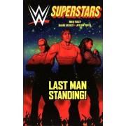 WWE Superstars #4: Last Man Standing by Mick Foley